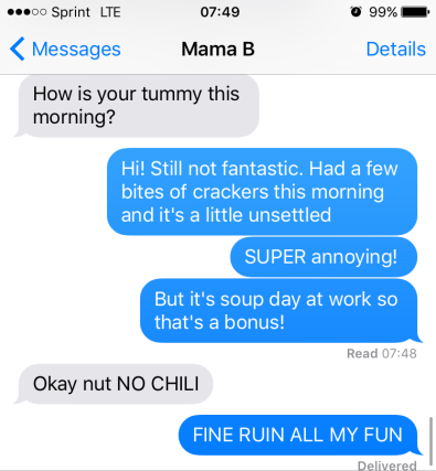 Mama chili
